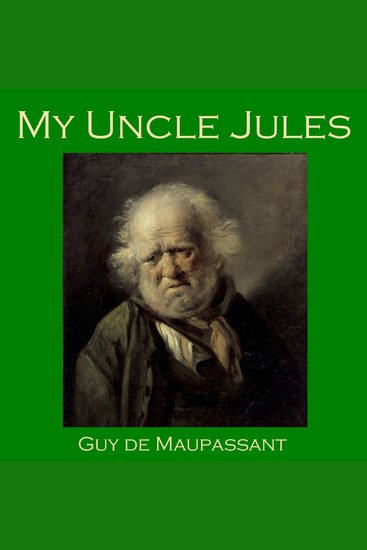 My Uncle Jules - cover
