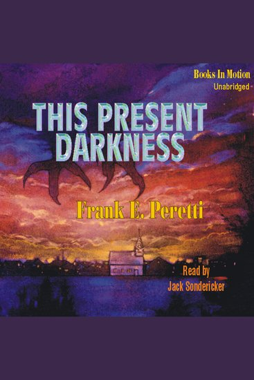 This Present Darkness - cover