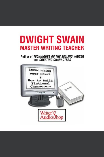 Dwight Swain: Master Writing Teacher - cover