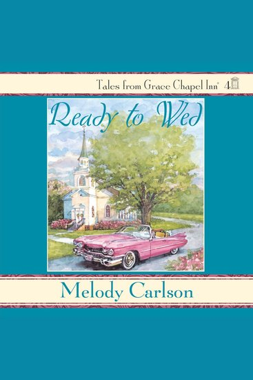 Ready to Wed - cover
