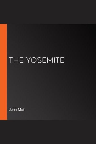 The Yosemite - cover
