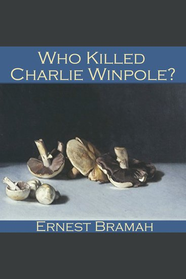 Who killed Charlie Winpole? - cover