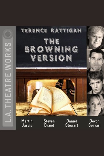 The Browning Version - cover