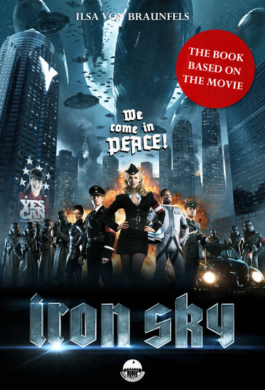 Iron Sky - The book based on the movie - cover