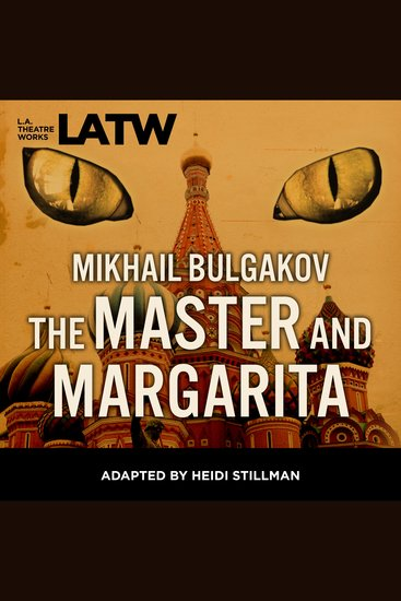 The Master and Margarita - cover