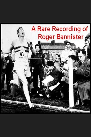 A Rare Recording of Roger Bannister - cover