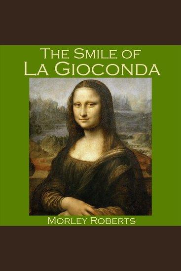 The Smile of La Gioconda - cover