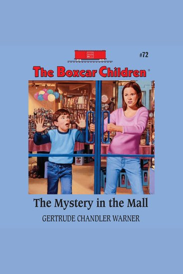 The Mystery in the Mall - cover