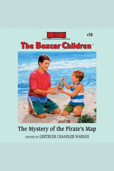 The Mystery of the Pirate's Map - cover
