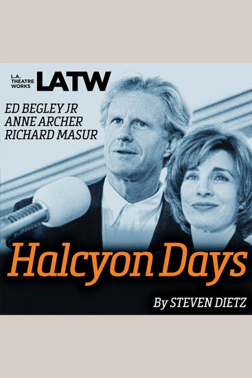 Halcyon Days - cover