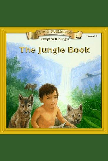 The Jungle Book - Level 1 - cover