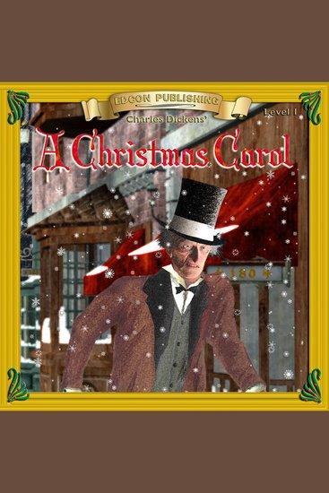 Christmas Carol A - Level 1 - cover
