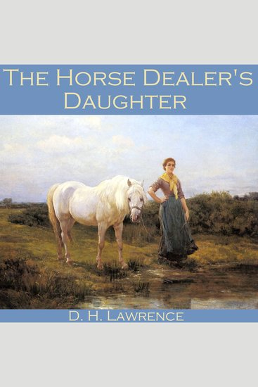 The Horse Dealer's Daughter - cover