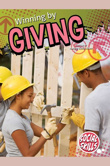 Winning By Giving - cover