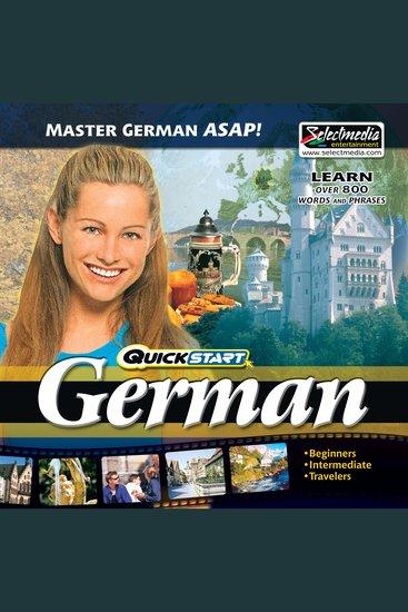 Quickstart German - cover