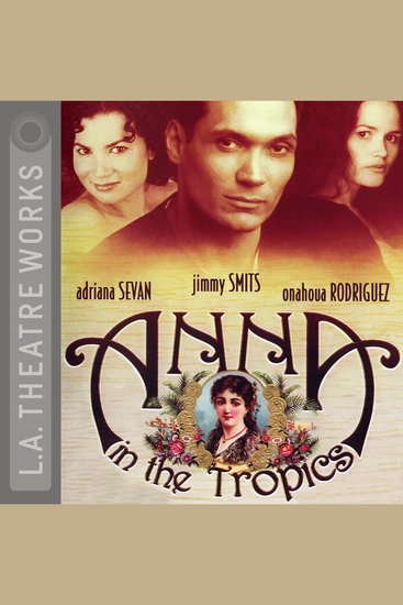 Anna in the Tropics - cover