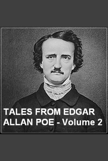 Tales from Edgar Allan Poe - Volume 2 - cover