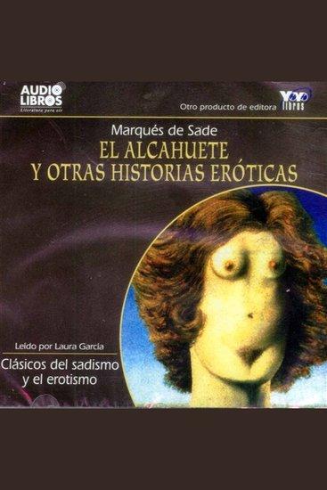 El Alcahuete Y Otras Historias Eroticas - cover