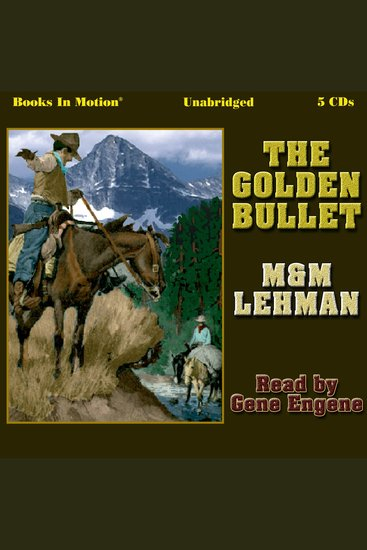 The Golden Bullet - cover