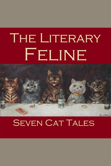 The Literary Feline - Seven Cat Tales - cover