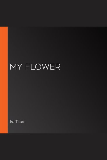 My Flower - cover