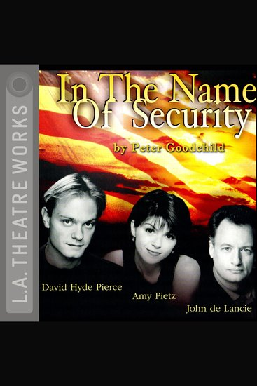 In the Name of Security - cover
