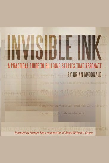 Invisible Ink - cover
