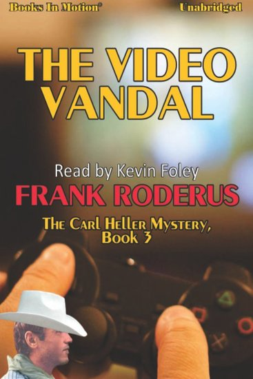 The Video Vandal - cover