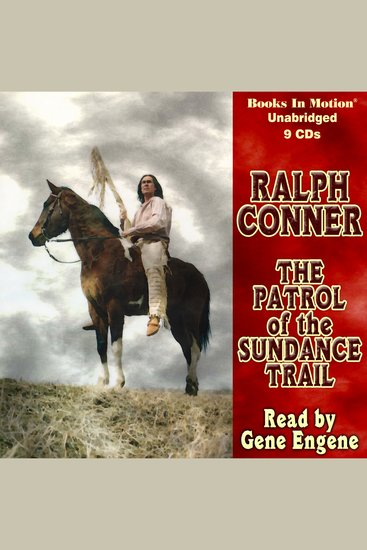 The Patrol of the Sundance Trail - cover