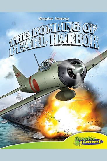 The Bombing of Pearl Harbor - cover