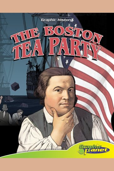 The Boston Tea Party - cover