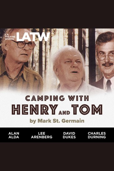 Camping With Henry & Tom - cover
