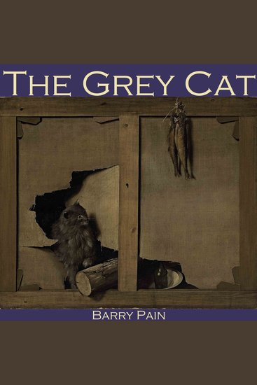 The Grey Cat - cover