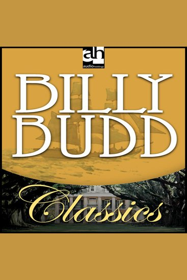 Billy Budd - cover