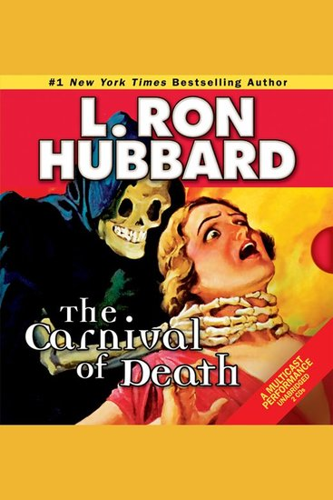 The Carnival of Death - Stories from the Golden Age - cover