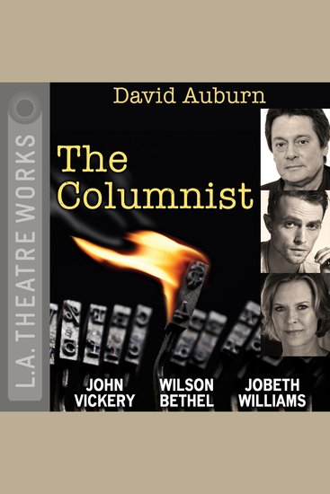 The Columnist - cover