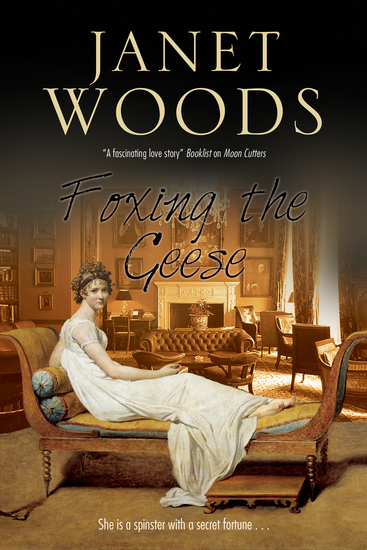 Foxing the Geese - A Regency Romance - cover