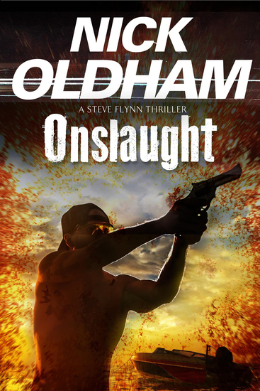 Onslaught - First in a new series - cover
