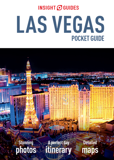 Insight Guides Pocket Las Vegas (Travel Guide with Free eBook) - cover