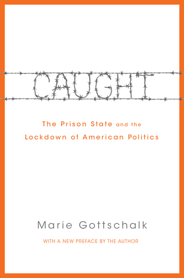 Caught - The Prison State and the Lockdown of American Politics - cover
