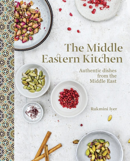 The Middle Eastern Kitchen - Authentic dishes from the Middle East - cover