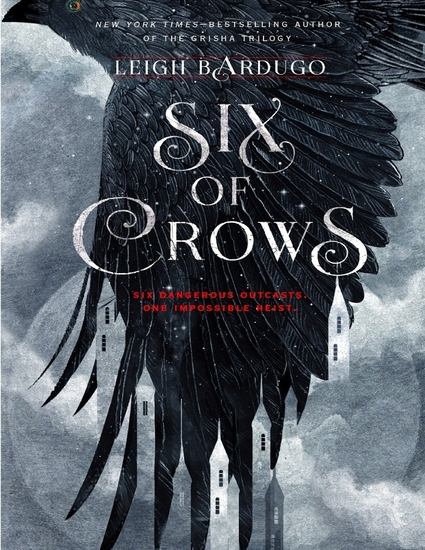Six of Crows - cover