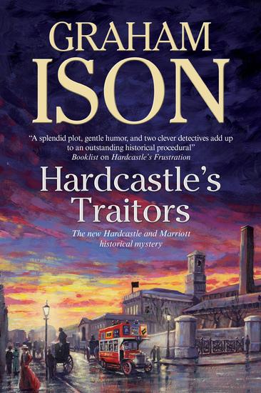 Hardcastle's Traitors - cover