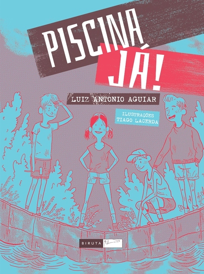 Piscina Já! - cover