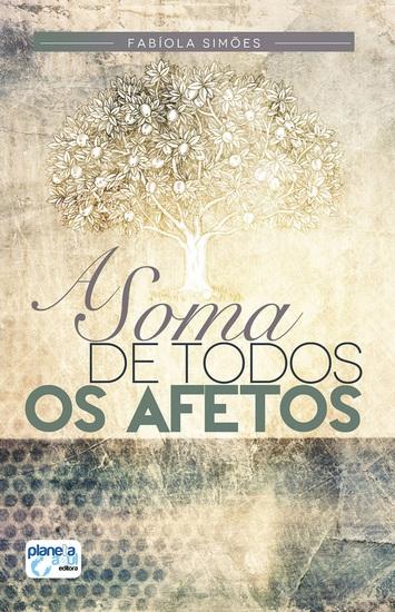 A Soma de Todos os Afetos - cover