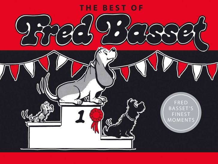 The Best of Fred Basset - cover
