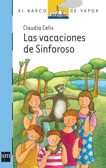 Las vacaciones de Sinforoso - cover