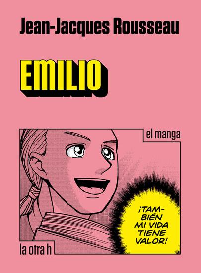 Emilio - el manga - cover