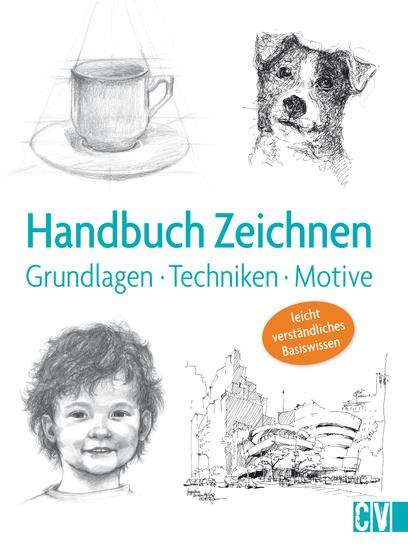 Handbuch Zeichnen - GrundlagenTechniken Motive - cover