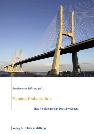 Shaping Globalization - New Trends in Foreign Direct Investment - cover